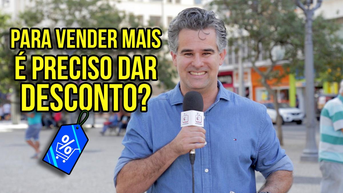 da7694dee6d Como Vender Mais sem Dar Descontos  Por Palestrante Motivacional em Vendas  André Ortiz