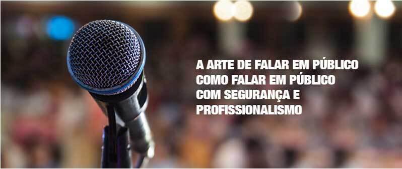 A Arte de Falar em Público com Segurança e Profissionalismo